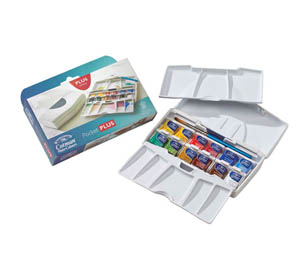 cotman watercolor kit